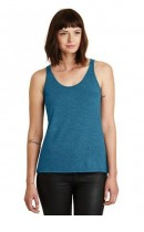 Alternative Airy Melange Burnout Tank. AA2833