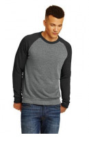 Alternative Champ Colorblock Eco-Fleece Sweatshirt. AA32022