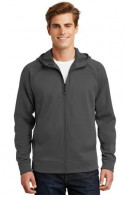 Sport-Tek Rival Tech Fleece Full-Zip Hooded Jacket. ST295